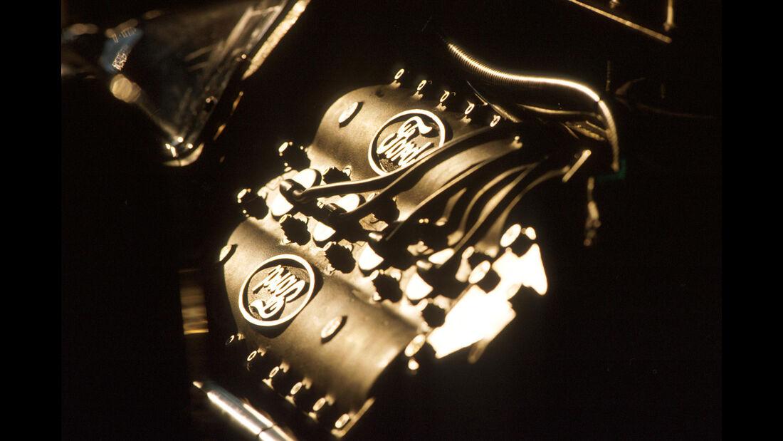 V8-Cosworth - Ford DFV - F1 Motor - Italien 1990