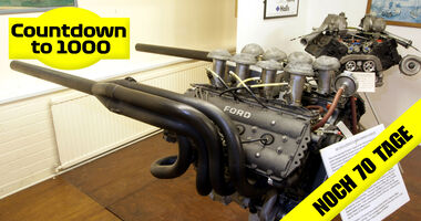V8-Cosworth - Ford DFV - F1 Motor
