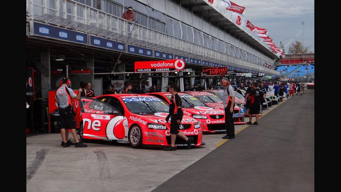 V8 Supercars - GP Australien - Melbourne - 15. März 2012
