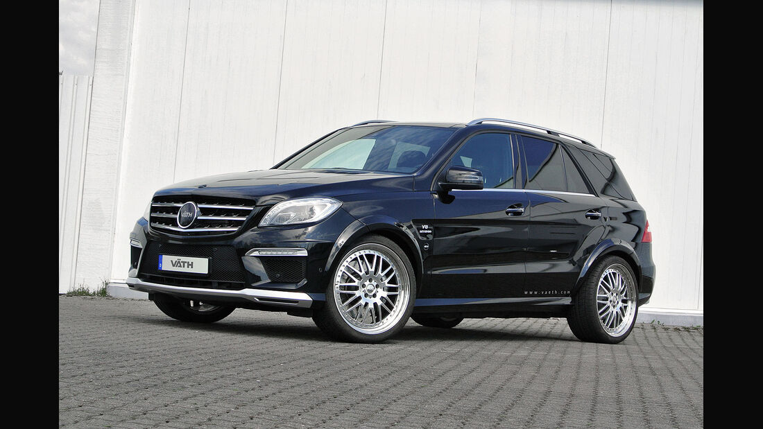 VÄTH Tuning-Kit V63RS für Mercedes ML63 AMG