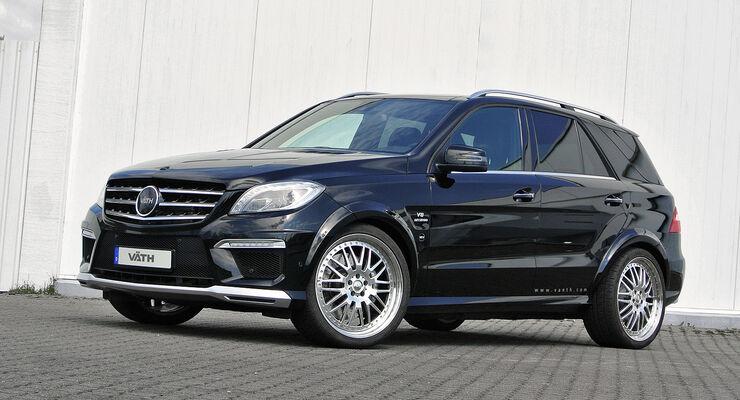 VÄTH Tuning-Kit V63RS für Mercedes ML63 AMG