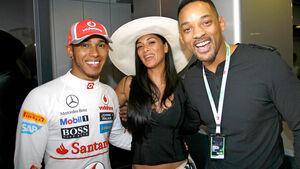 VIPs & Promis GP Monaco 2012