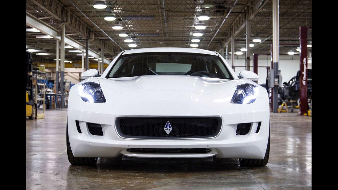 VLF Automotive Destino V8