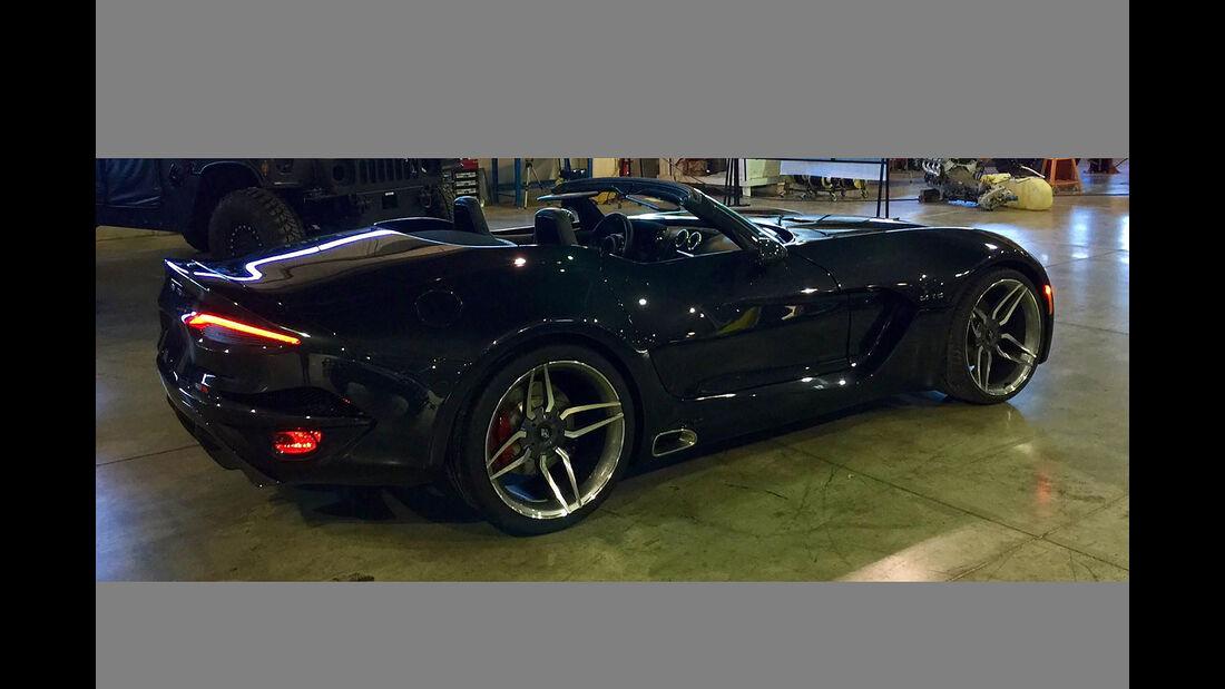 VLF F1 V10 Roadster