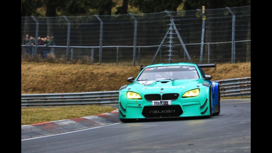 VLN 1 - Nürburgring - 24. März 2018