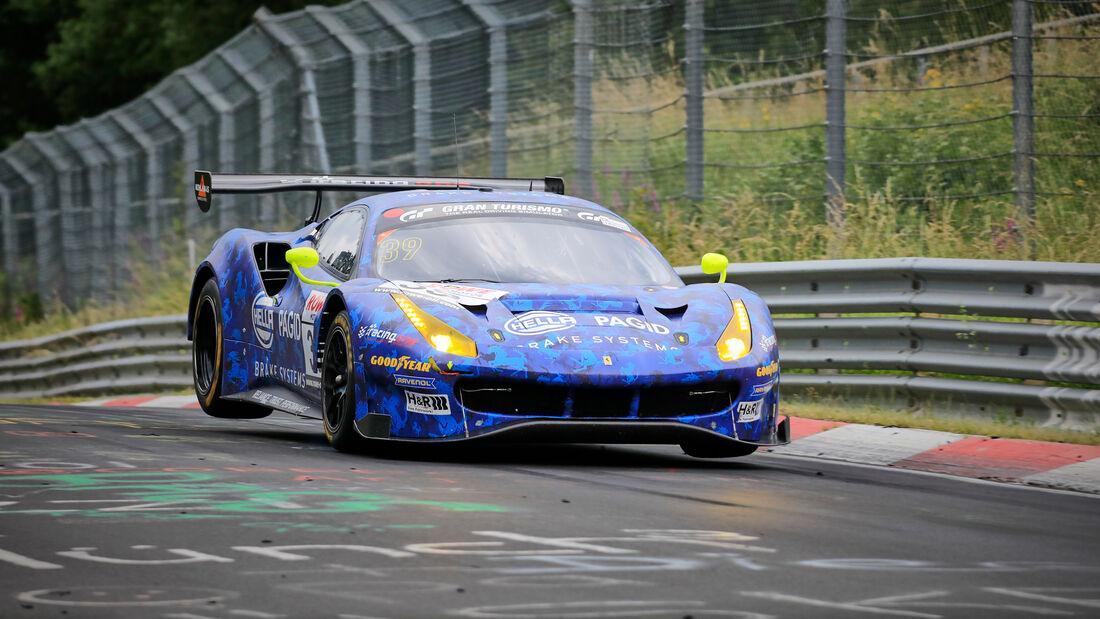 VLN 1 - Nürburgring - 27. Juni 2020
