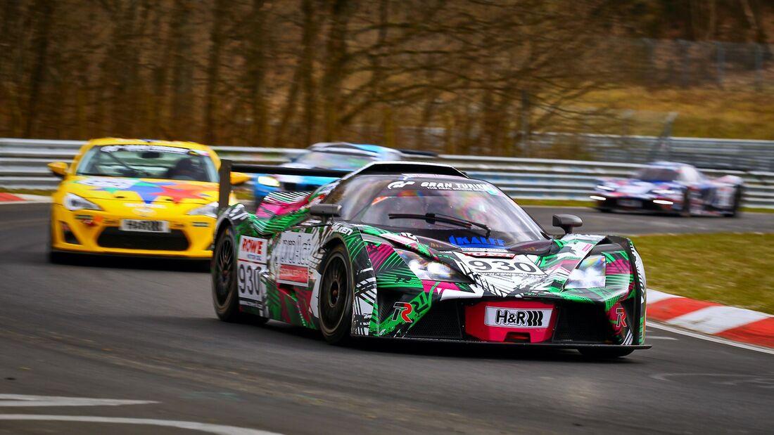VLN 1 - Nürburgring - 27. März 2021