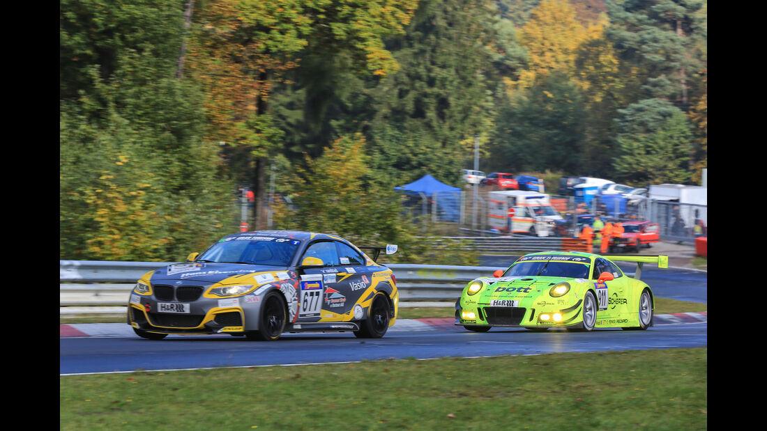VLN  - 10. Lauf - Nürburgring-Nordschleife - 22. Oktober 2016