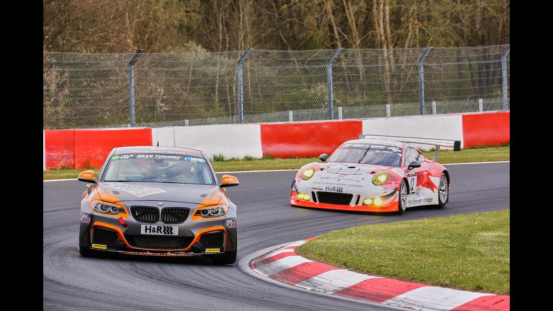 VLN  - 2. Lauf - Nürburgring-Nordschleife - 30. April 2016