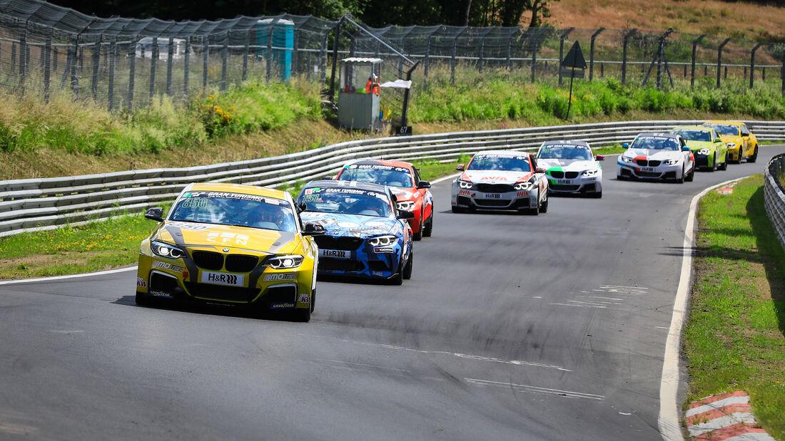 VLN 2 - Nürburgring-Nordschleife - 11. Juli 2020