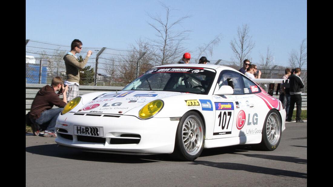 VLN, 2011, #107, Klasse CUP2 , Porsche 911 GT3 Cup,