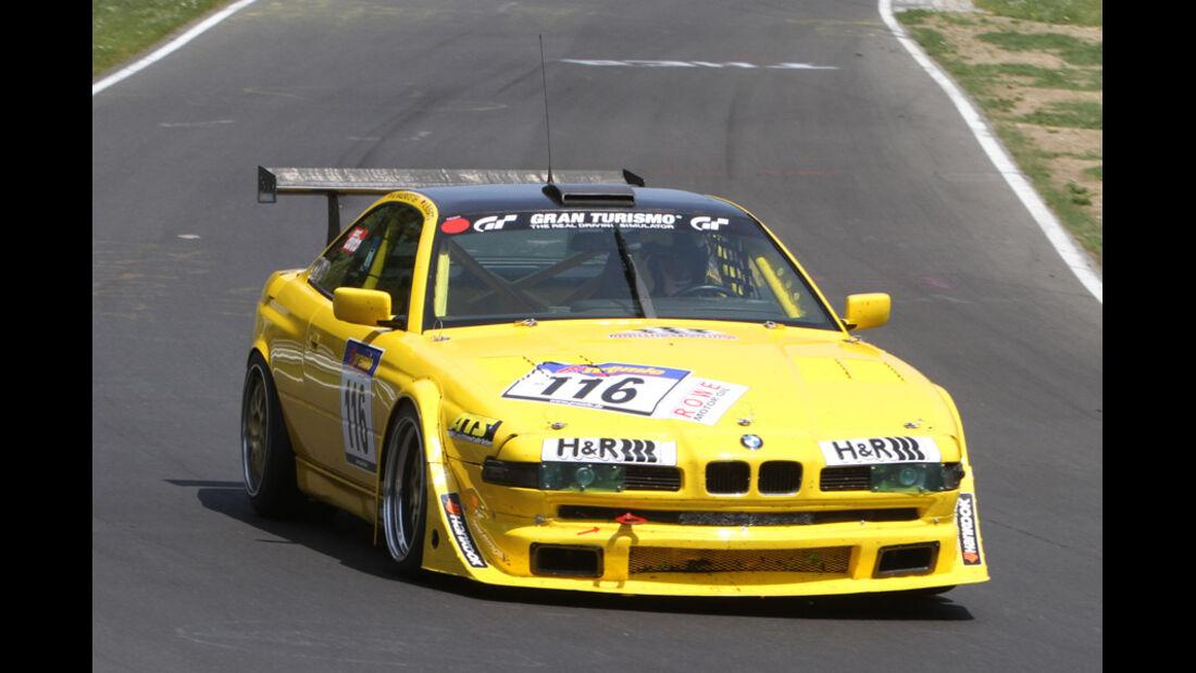 VLN, 2011, #116, Klasse SP8, BMW 840i, AC Radevormwald