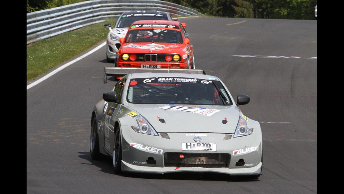 VLN, 2011, #117, Klasse SP8, Nissan 370Z, RJN Motorsport