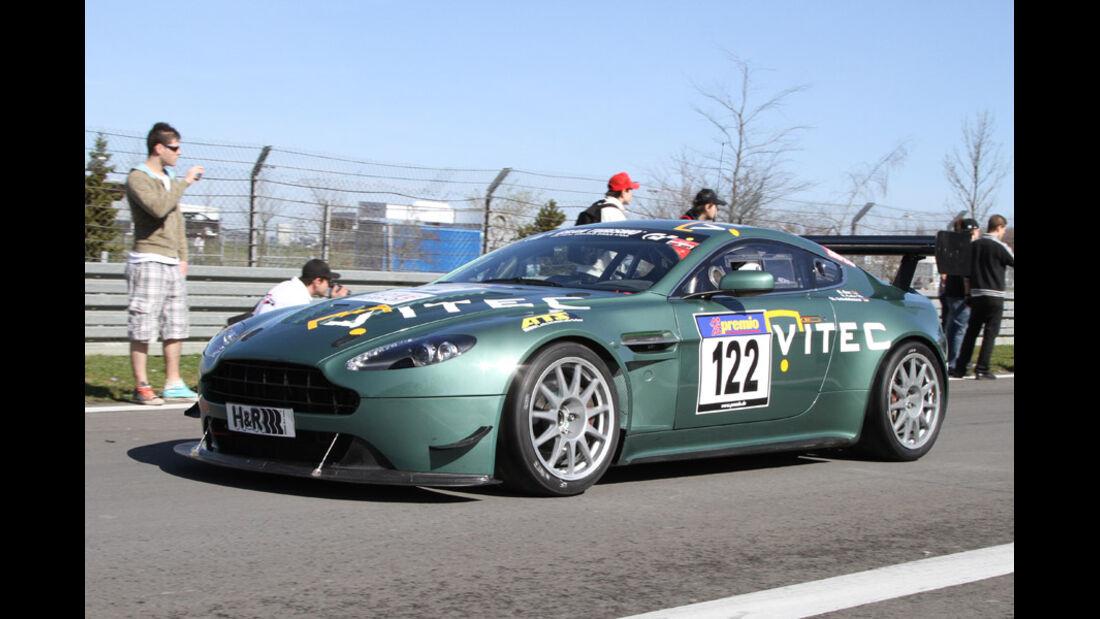 VLN, 2011, #122, Klasse SP8 , Aston Martin V12 Vantage,