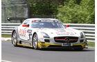 VLN, 2011, #13, Klasse SP9 , Mercedes-Benz SLS AMG GT3, ROWE RACING