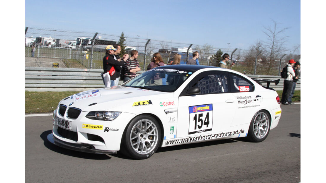 VLN, 2011, #154, Klasse SP10 , BMW M3 GT4,