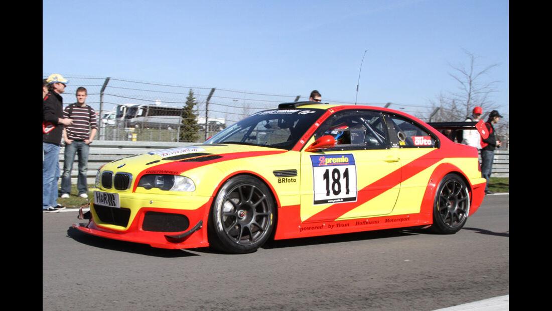 VLN, 2011, #181, Klasse SP6 , BMW M3,