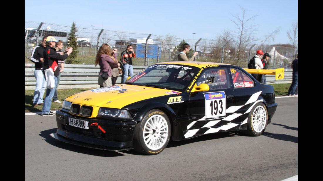 VLN, 2011, #193, Klasse SP5 , BMW M3, MSC Ruhr Blitz Bochum e.V.