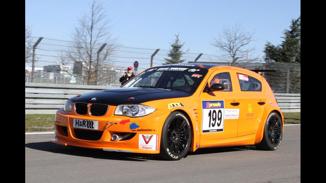 VLN, 2011, #199, Klasse SP5 , BMW 130 GTR,