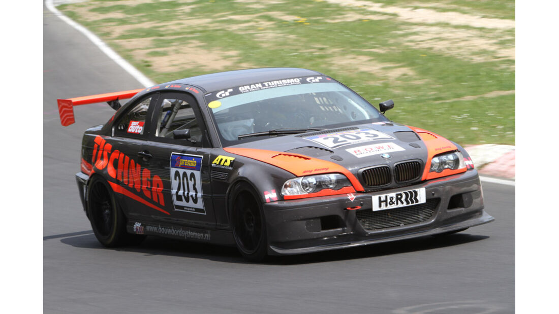 VLN, 2011, #203, Klasse SP5, BMW M3,