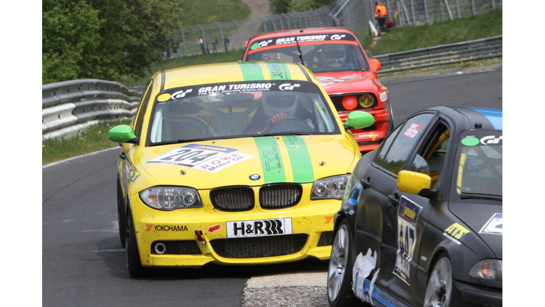 VLN, 2011, #204, Klasse SP5, BMW 130i,