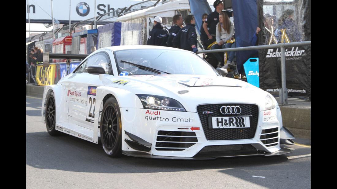 VLN, 2011, #225, Klasse SP4T , Audi TT RS, Raeder Motorsport