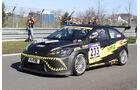 VLN, 2011, #233, Klasse SP4T , Ford Focus RS,