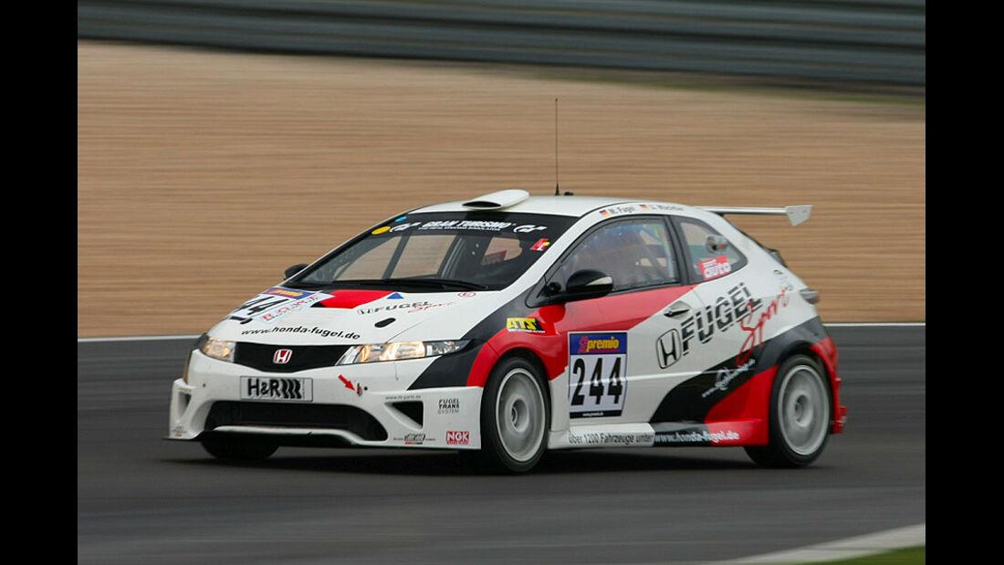 VLN, 2011, #244, Klasse SP3 , Honda Civic Type R,