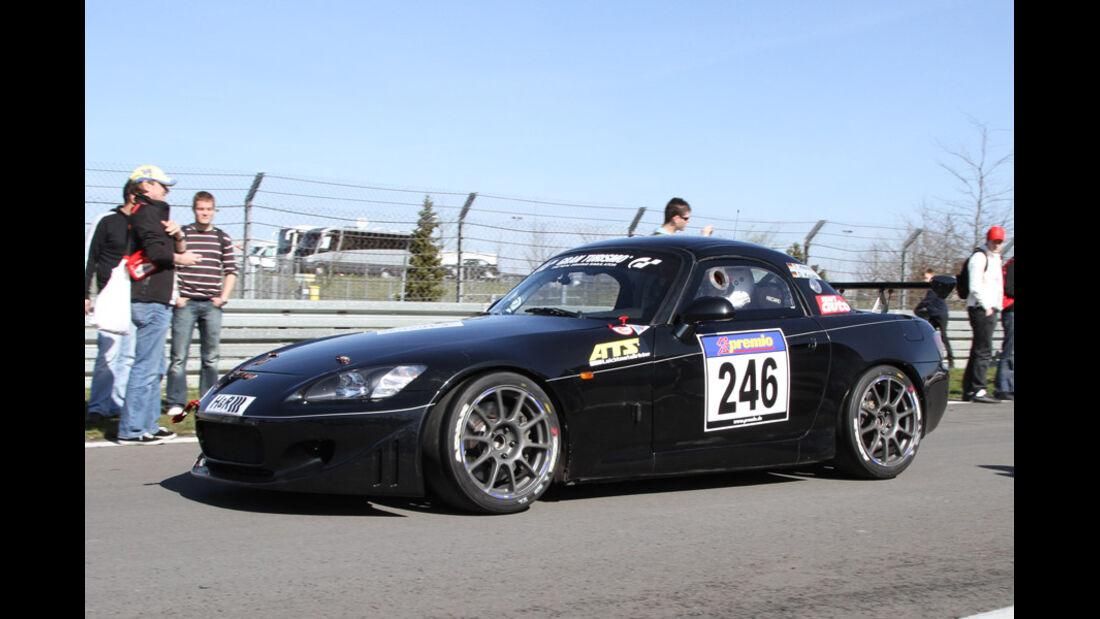 VLN, 2011, #246, Klasse SP3 , Honda S2000, Team Mathol Racing