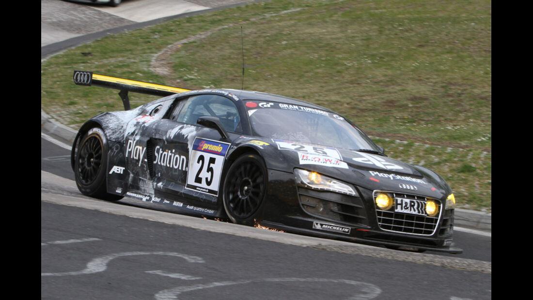 VLN, 2011, #25, Klasse SP9 , Audi R8 LMS, Audi Sport Team Abt Sportsline