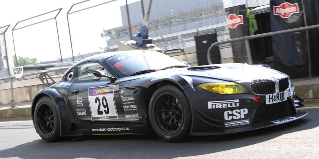 VLN, 2011, #29, Klasse SP9 , BMW Z4 GT3, Dörr Motorsport GmbH