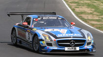 VLN, 2011, #3, Klasse SP9 , Mercedes-Benz SLS AMG GT3, BLACK FALCON