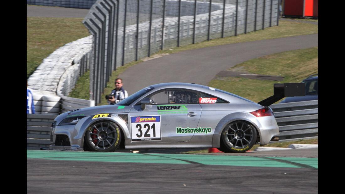 VLN, 2011, #321, Klasse SP3T , Audi TTS,