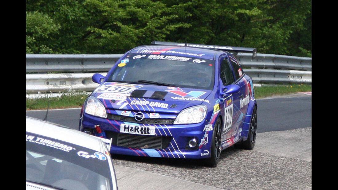 VLN, 2011, #330, Klasse SP3T , Opel Astra OPC,