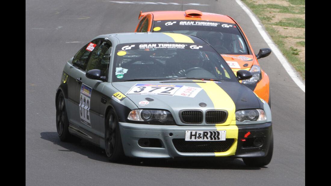 VLN, 2011, #372, Klasse V6 , BMW M3,