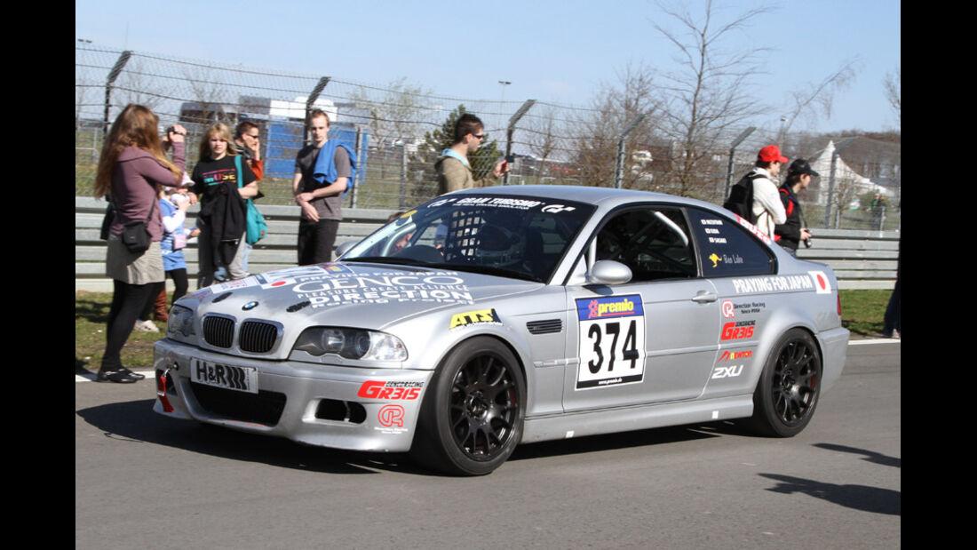 VLN, 2011, #374, Klasse V6 , BMW M3,