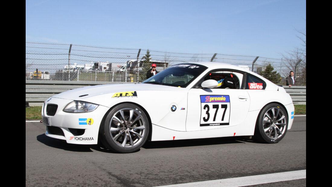 VLN, 2011, #377, Klasse V6 , BMW Z4,