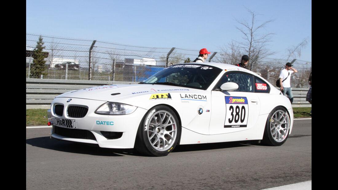 VLN, 2011, #380, Klasse V6 , BMW Z4,