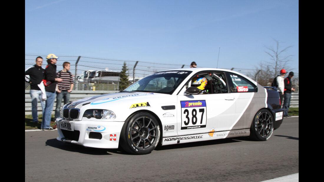 VLN, 2011, #387, Klasse V6 , BMW M3,