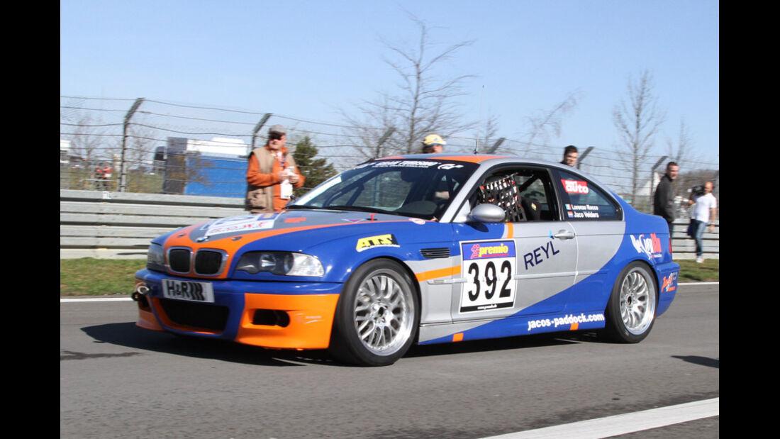 VLN, 2011, #392, Klasse V6 , BMW M3,