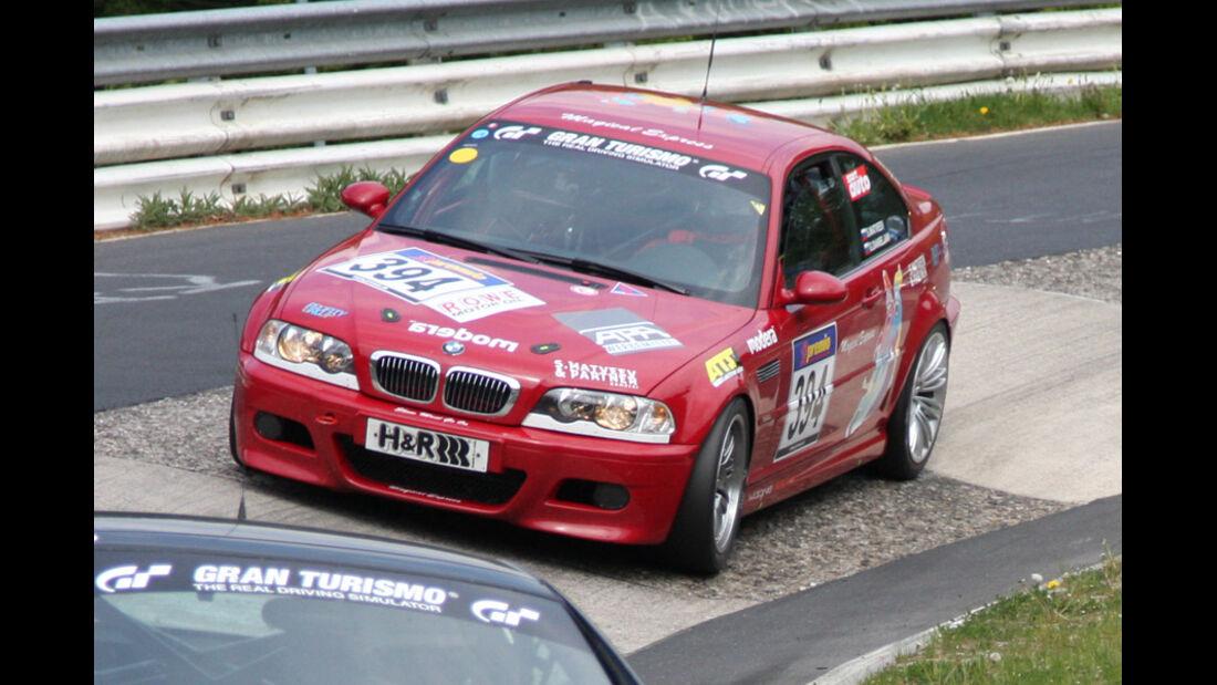 VLN, 2011, #394, Klasse V6 , BMW M3,