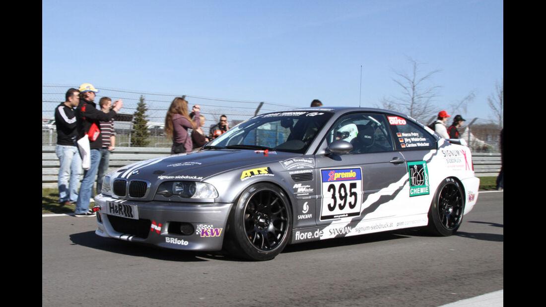 VLN, 2011, #395, Klasse V6 , BMW M3, Dolate Motorsport