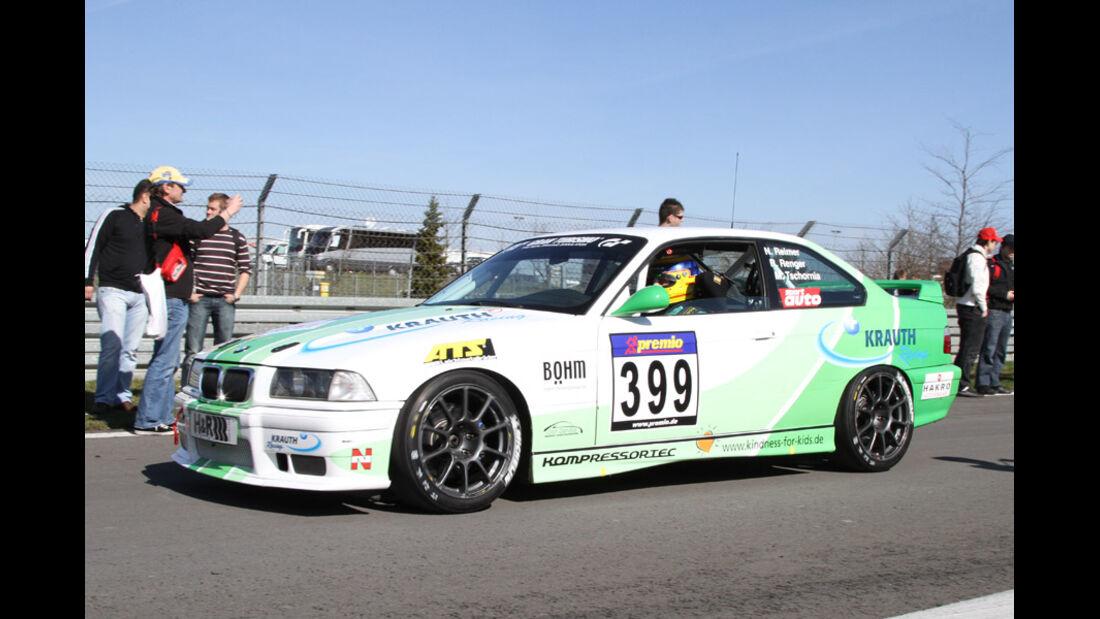 VLN, 2011, #399, Klasse V5 , BMW M3,