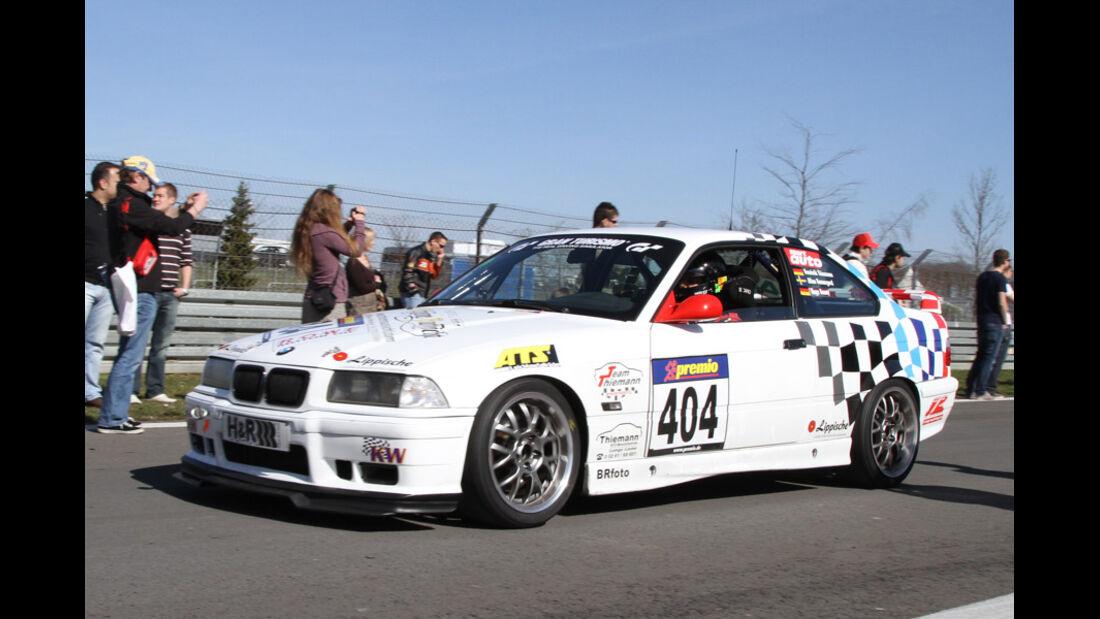 VLN, 2011, #404, Klasse V5 , BMW M3, ADAC Ostwestfalen-Lippe e.V.