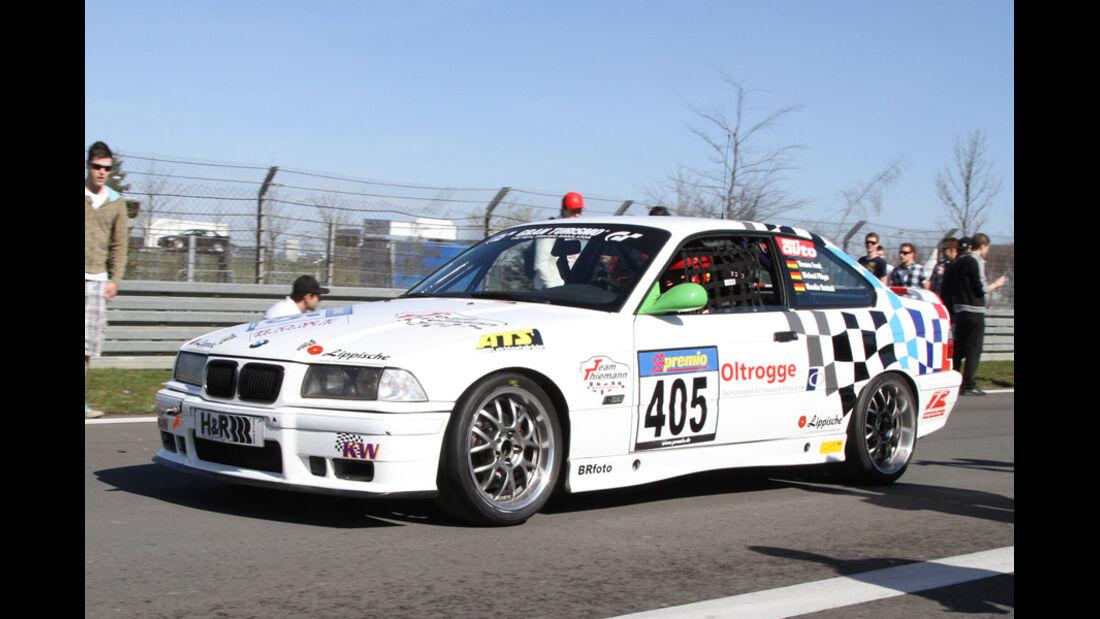VLN, 2011, #405, Klasse V5 , BMW M3, ADAC Ostwestfalen-Lippe e.V.