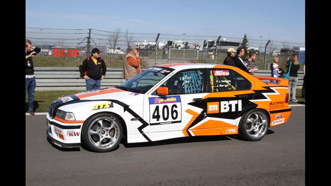 VLN, 2011, #406, Klasse V5 , BMW M3,
