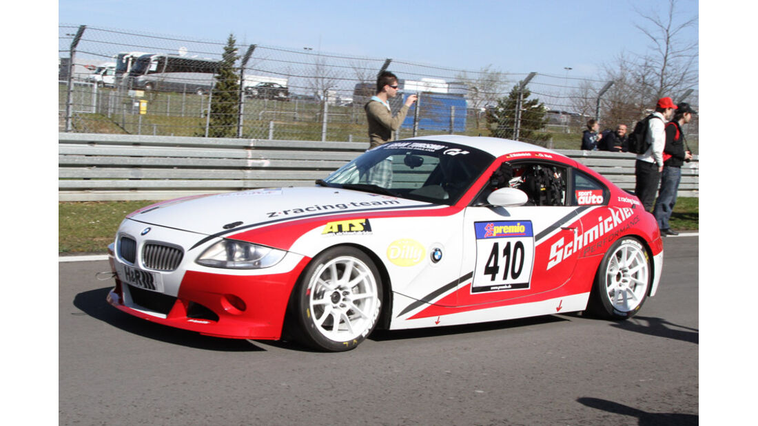 VLN, 2011, #410, Klasse V5 , BMW Z4, Scuderia Augustusburg Brühl