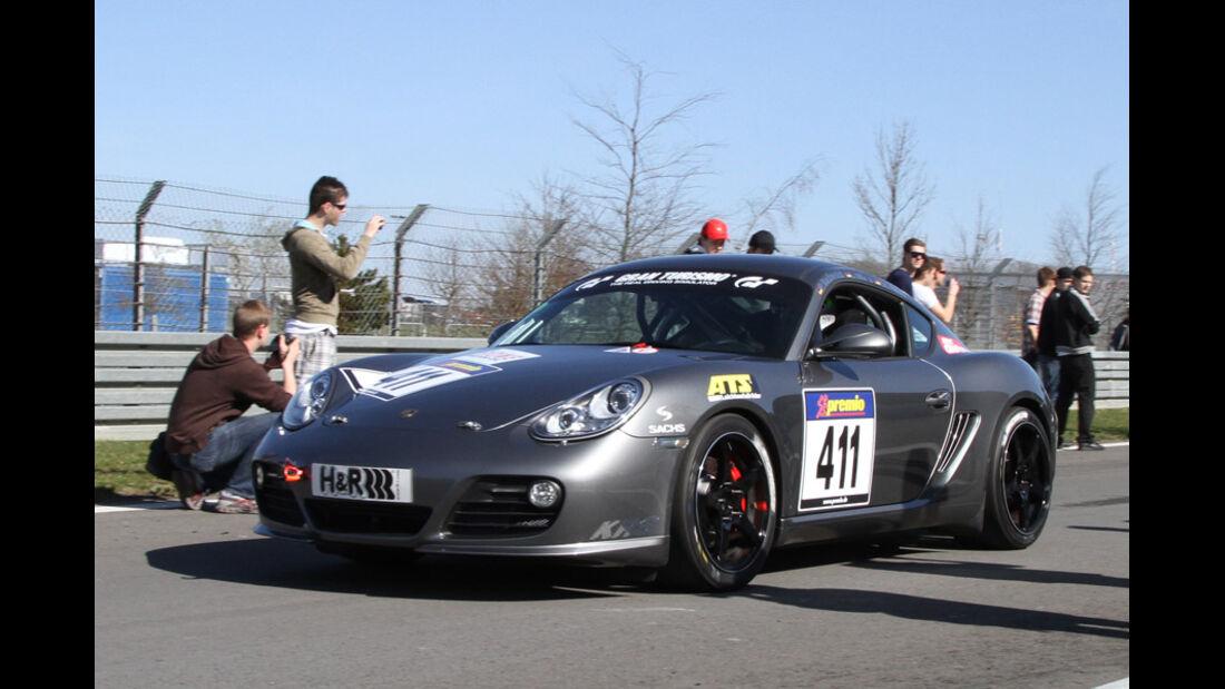 VLN, 2011, #411, Klasse V5 , Porsche Cayman,