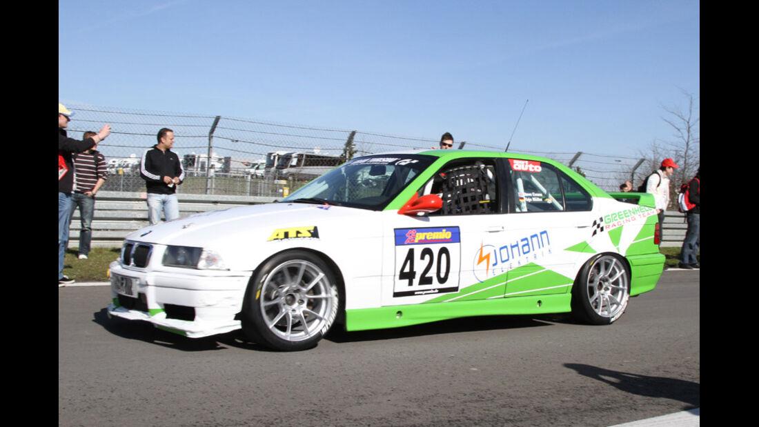 VLN, 2011, #420, Klasse V5 , BMW M3,