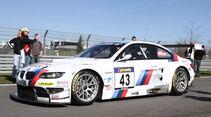 VLN, 2011, #43, Klasse E1XP , BMW M3 GT, BMW Motorsport